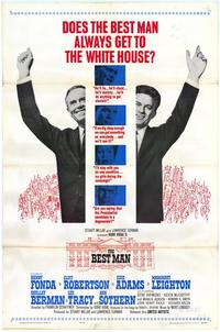 The Best Man - 27 x 40 Movie Poster - Style A