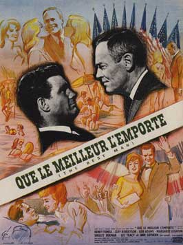 The Best Man - 11 x 17 Movie Poster - French Style A