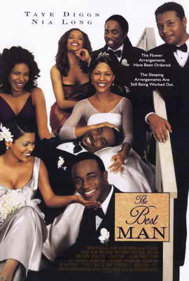 The Best Man - 11 x 17 Movie Poster - Style B