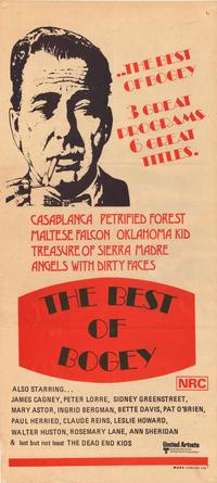 The Best of Bogey - 27 x 40 Movie Poster - Style A