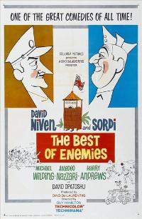 The Best of Enemies - 11 x 17 Movie Poster - Style A