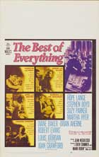 The Best of Everything - 27 x 40 Movie Poster - Style D
