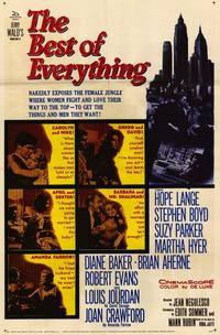 The Best of Everything - 11 x 17 Movie Poster - Style A