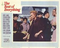 The Best of Everything - 11 x 14 Movie Poster - Style B