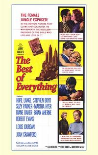 The Best of Everything - 11 x 17 Movie Poster - Style B