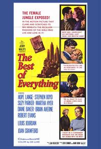 The Best of Everything - 27 x 40 Movie Poster - Style B