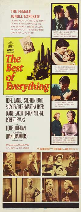 The Best of Everything - 14 x 36 Movie Poster - Insert Style A