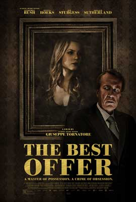 The Best Offer - 11 x 17 Movie Poster - Style A