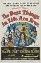 The Best Things in Life Are Free - 27 x 40 Movie Poster - Style B