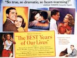 The Best Years of Our Lives - 22 x 28 Movie Poster - Half Sheet Style A