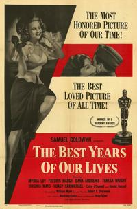 The Best Years of Our Lives - 11 x 17 Movie Poster - Style A