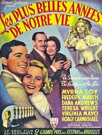 The Best Years of Our Lives - 11 x 17 Movie Poster - French Style A