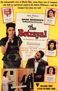 The Betrayal - 27 x 40 Movie Poster - Style A