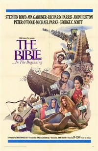 The Bible - 11 x 17 Movie Poster - Style A