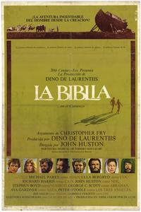 The Bible - 11 x 17 Movie Poster - Spanish Style A