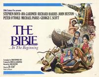 The Bible - 11 x 14 Movie Poster - Style D