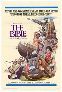 The Bible - 27 x 40 Movie Poster - Style A