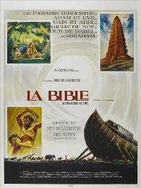 The Bible - 11 x 17 Movie Poster - French Style A