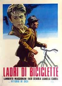 The Bicycle Thief - 11 x 17 Poster - Foreign - Style A
