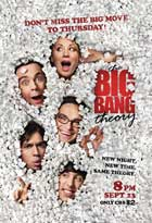 The Big Bang Theory (TV) - 11 x 17 TV Poster - Style E