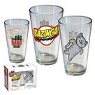 The Big Bang Theory (TV) - Pint Glasses 2-Pack