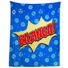 The Big Bang Theory (TV) - Large Blue Bed Throw