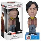 The Big Bang Theory (TV) - Raj Bobble Head