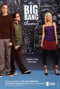 The Big Bang Theory (TV) - 27 x 40 TV Poster - Style C