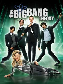 The Big Bang Theory (TV) - 27 x 40 TV Poster - Style A