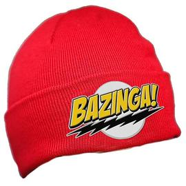 The Big Bang Theory (TV) - Bazinga Knit Hat