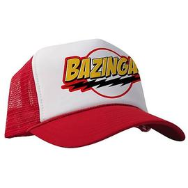 The Big Bang Theory (TV) - Bazinga Trucker Hat
