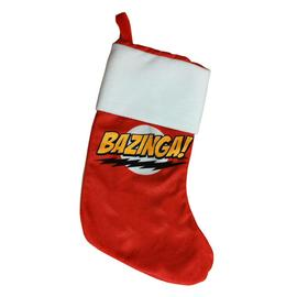 The Big Bang Theory (TV) - Bazinga Holiday Stocking