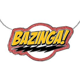 The Big Bang Theory (TV) - The Bazinga! Necklace