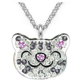 The Big Bang Theory (TV) - The Soft Kitty Crystal Ring Necklace