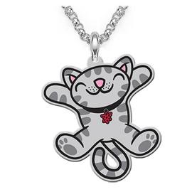The Big Bang Theory (TV) - The Soft Kitty Necklace