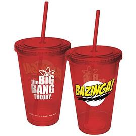 The Big Bang Theory (TV) - Bazinga! Travel Cup