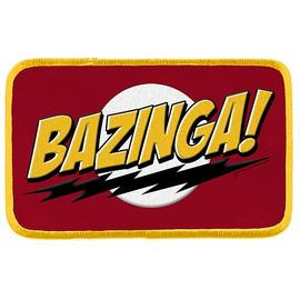 The Big Bang Theory (TV) - Bazinga Patch