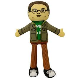 The Big Bang Theory (TV) - Leonard Plush