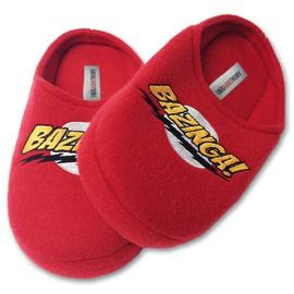 The Big Bang Theory (TV) - Bazinga Red Slippers