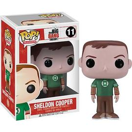 The Big Bang Theory (TV) - Sheldon Green Lantern Pop! Vinyl Figure