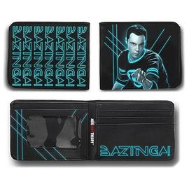 The Big Bang Theory (TV) - Sheldon Laser Bazinga! Wallet