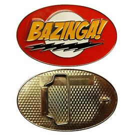 The Big Bang Theory (TV) - Bazinga Belt Buckle