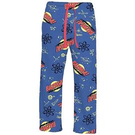 The Big Bang Theory (TV) - Bazinga! Blue Lounge Pants
