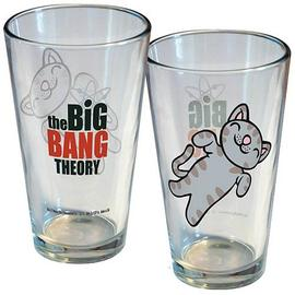 The Big Bang Theory (TV) - Soft Kitty Pint Glass