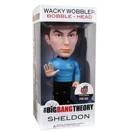 The Big Bang Theory (TV) - Star Trek Sheldon Bobble Head
