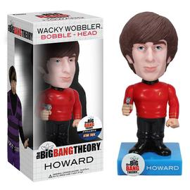 The Big Bang Theory (TV) - Star Trek Howard Bobble Head