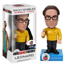 The Big Bang Theory (TV) - Star Trek Leonard Bobble Head