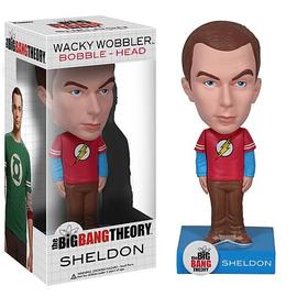 The Big Bang Theory (TV) - Sheldon Cooper Bobble Head