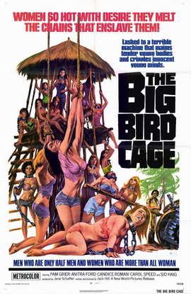 Big Bird Cage - 11 x 17 Movie Poster - Style A