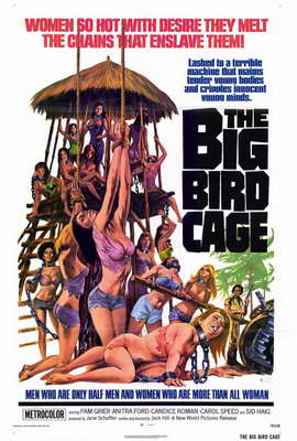 Big Bird Cage - 27 x 40 Movie Poster - Style A